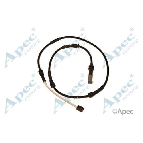 Fits BMW 5 Series F10 F18 M5 Genuine OE Quality Apec Rear Brake Pad Wear Sensor
