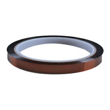Usa 8mmx30m Heat Press 3d Sublimation Kapton Tape Heat Resistance Proof Tape
