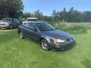 2003 Pontiac Grand-Am SE1