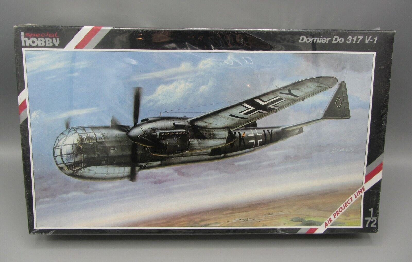 Vintage NEW NOS - Special Hobby 1 72 Dornier Do 317 V-1 Kit   SH72018 - Sealed