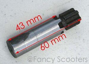 APC-CHOPPER-X-1-50CC-POCKET-BIKE-6-TEETH-GEAR-SHAFT-6-TEETH