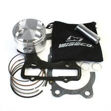 Wiseco Honda TRX350 TRX 350 FOREMAN 81.50mm Piston Top End Kit 1985-1989