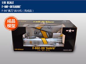 Trompetista 60022 1 18 F-86 Fighter Avión Warcraft plástico terminado modelo de avión
