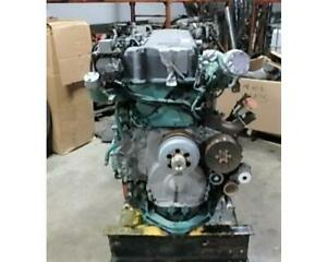 2006 Volvo VED12 Diesel Engine. 465HP. All Complete and Run Tested.