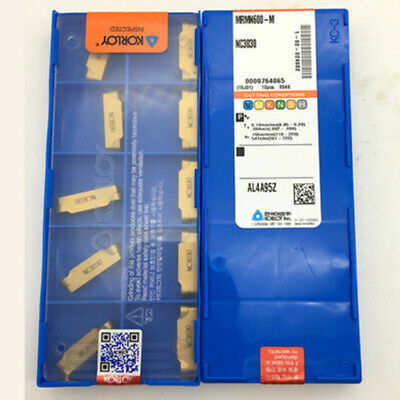 10PCS//box Neu KORLOY MRMN600-M NC3030