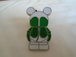 Disney's Mickey Mouse Shamrock Pin  Badge