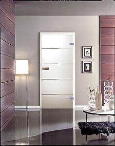 esg ganzglast r dreht r glas zimmer t r glast r 834 x 1972 mm p1834 din rechts ebay. Black Bedroom Furniture Sets. Home Design Ideas