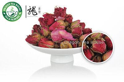 Red Rosebud Tea * Rose Tea
