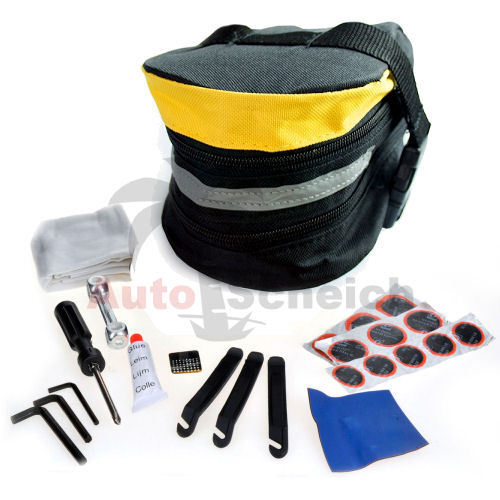 Bicycle MTB Bicycle Tool Repair Kit Repair Kit Allen Key Tire Repair Set Bag