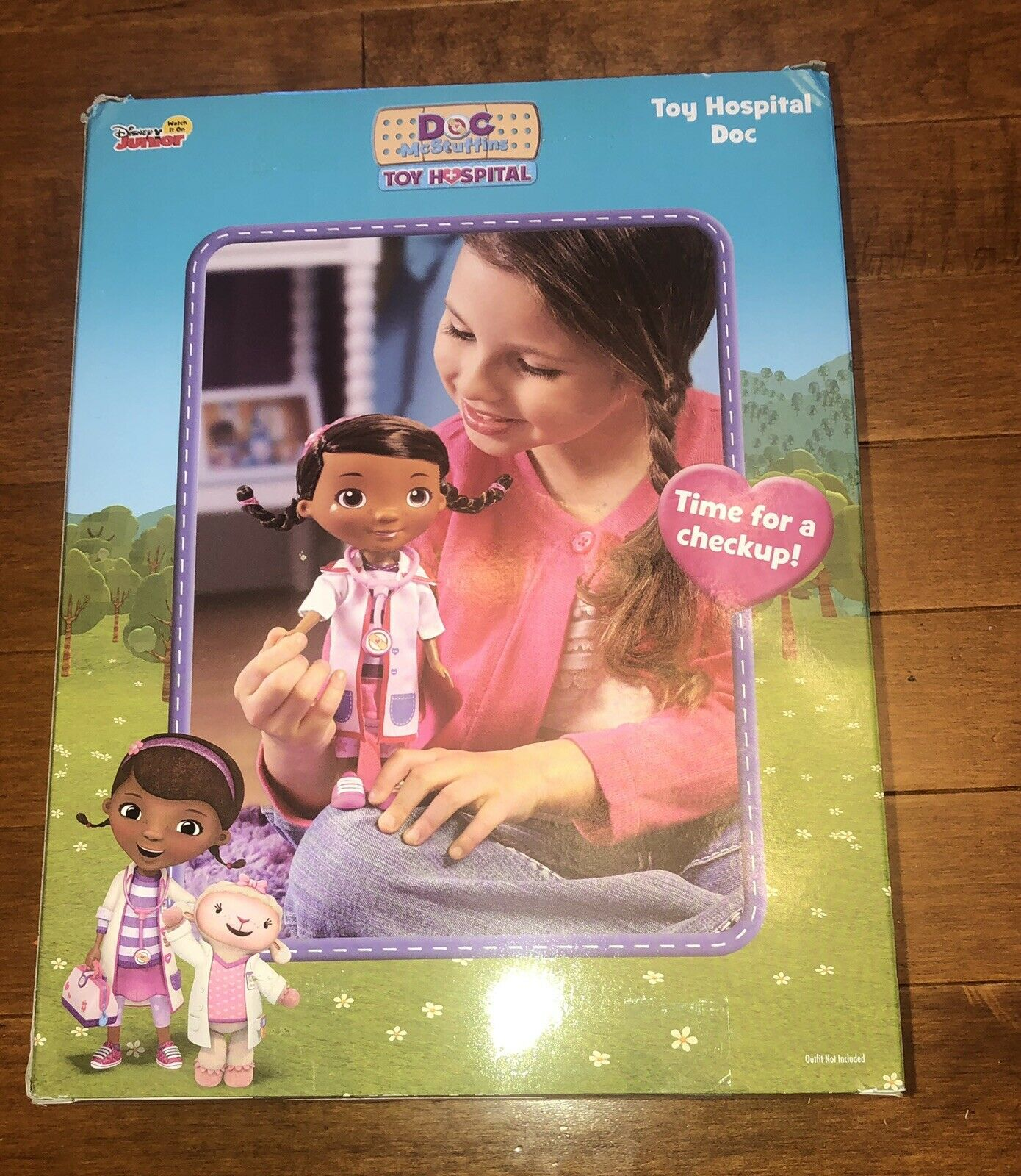 Disney Doc McStuffins Toy Hospital Doc Doll Toy Free Priority Shipping