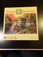 Nicky Boheme Puzzle 1000 piece sure lox  There is no place like home NEW