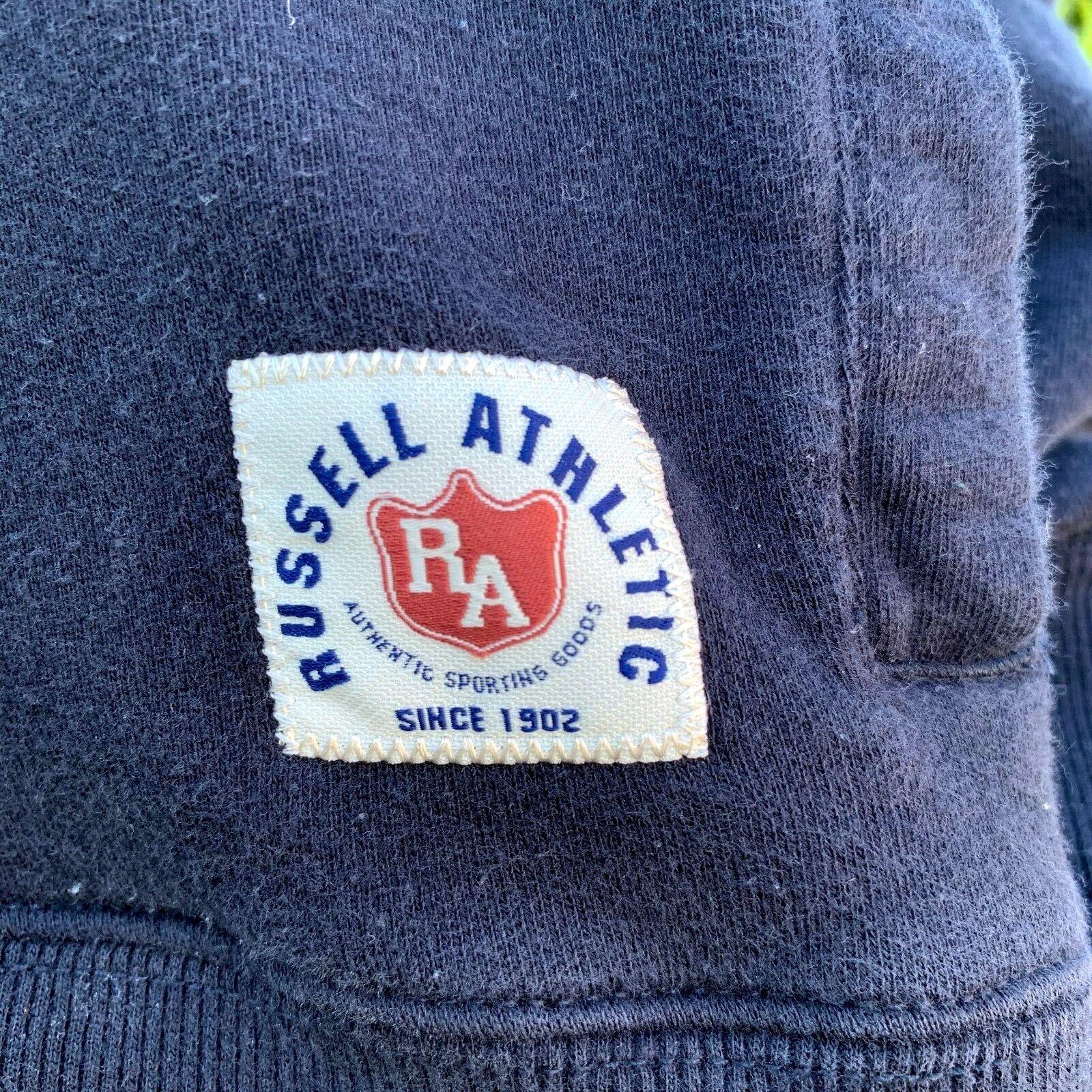 Vintage 1970s Russel Athletic Hoodie Pullover | S… - image 2