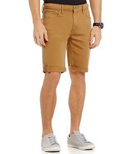 15ee9514 NWT Men's Levi's 511 Slim-Fit Cutoff Jean Shorts Choose 365550218 ...