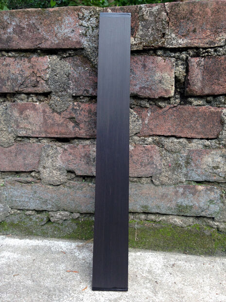 Wenge ukulele fingerboard fretboard blank boxmakers wood 300 x 55 x 6mm