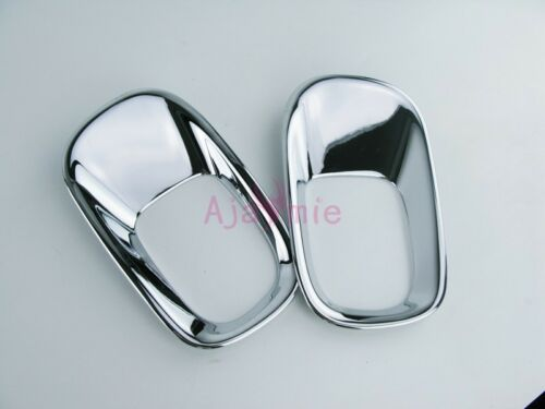 For Jeep Renegade 2016 2017 Rear Fog Lamp Cover Chrome Car Styling Accessories