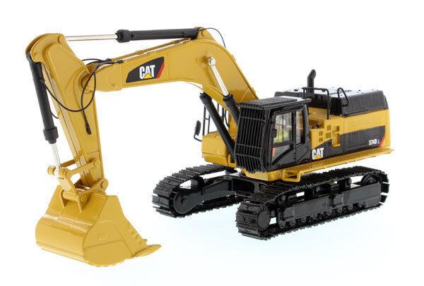 Caterpillar 1 50 Diecast 374 DL Excavateur hydraulique High Line 85274 Voiture Jouets eau