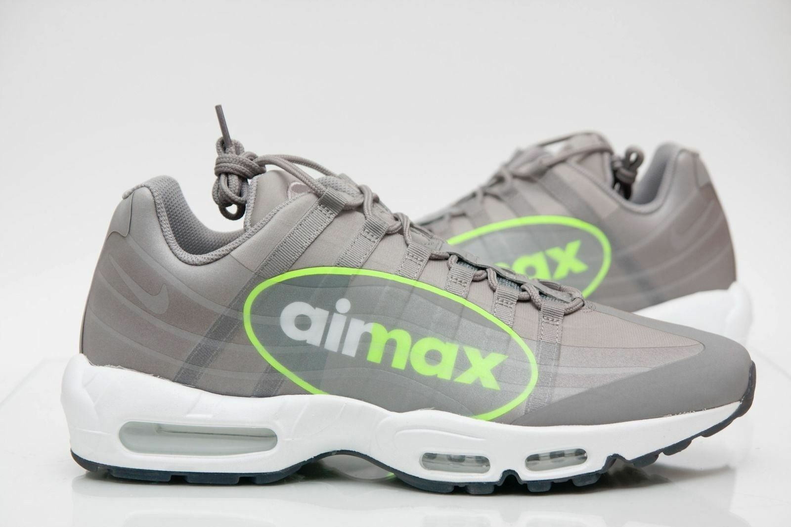 Homme Nike Air Max NS 95 Big Logo NS Max GPX Baskets-Taille UK 10-BNWB-ENVOI GRATUIT a3fb67