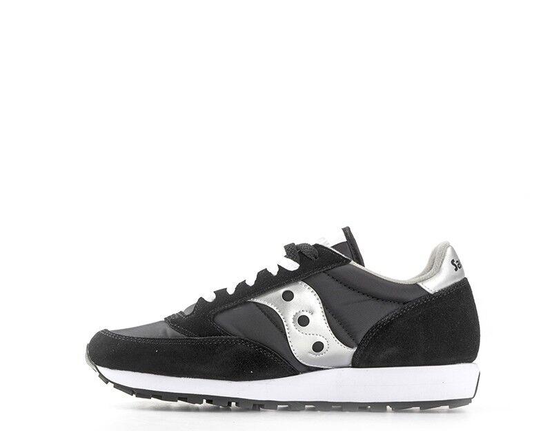Schuhe SAUCONY S2044-1 Mann NERO/BIANCO Ledereinsätze,Stoff S2044-1 SAUCONY caa57b