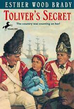 Toliver's Secret by Esther Wood Brady (1993, Paperback)