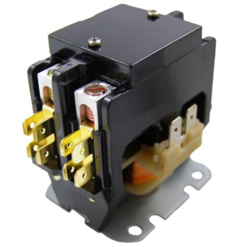 GE Replacement Contactor 2 Pole 30 A 120V age CR453CC2AAA By Packard