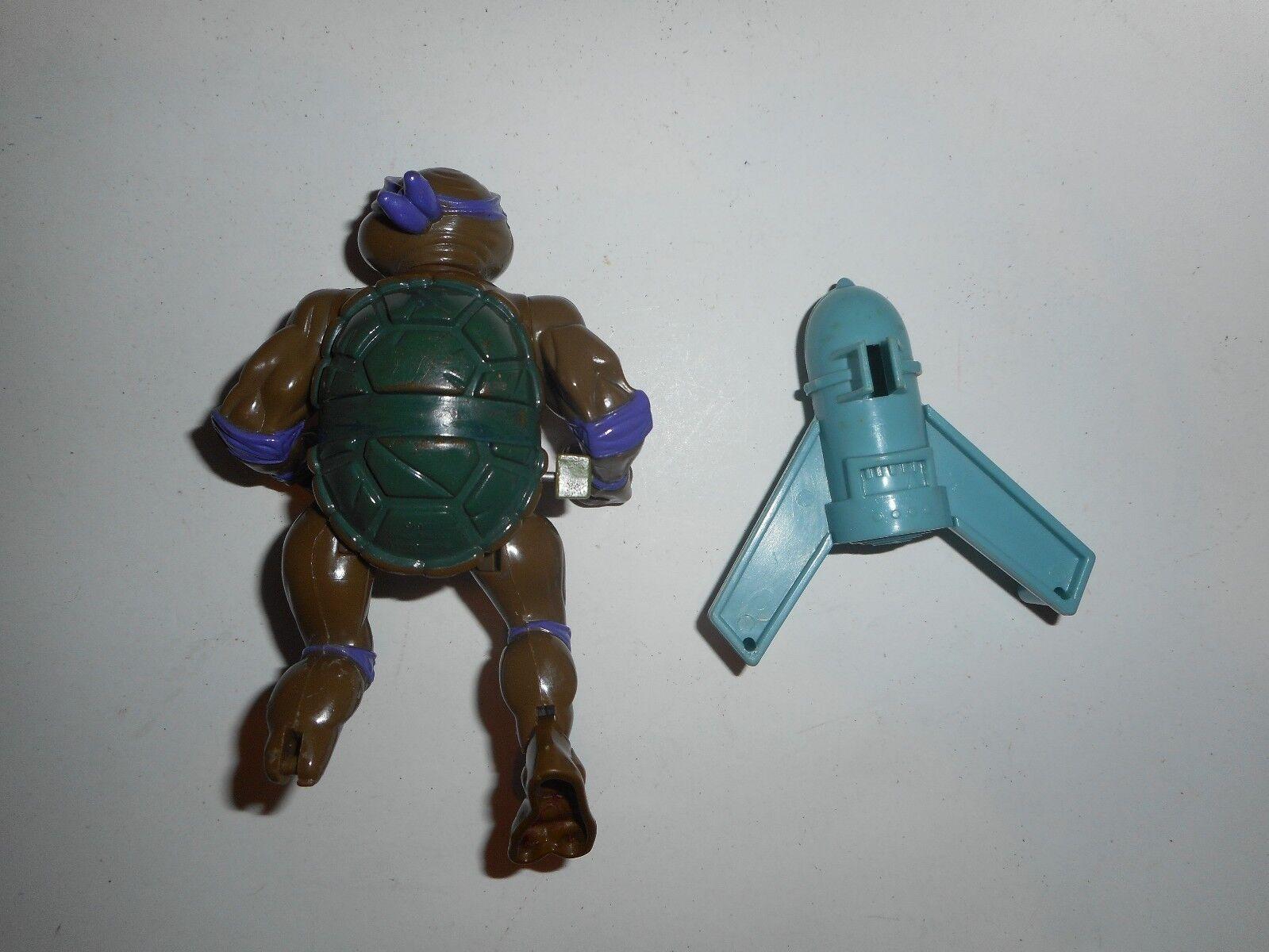 Teenage Mutant Ninja Turtles TMNT 1988 Sewer Swimmin' Parts Donatello Parts Swimmin' f865da
