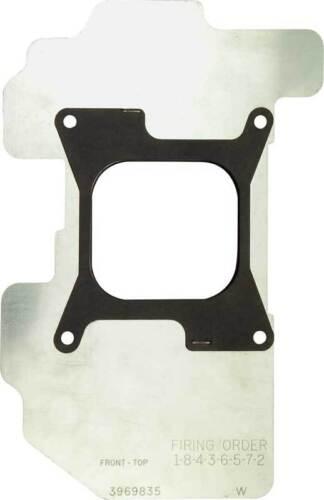 Holley 4 Bbl Carburetor Heat Shield