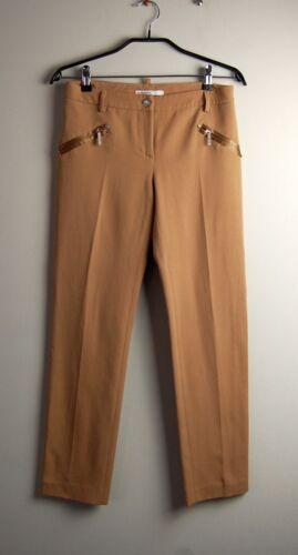 Vintage Alexander McQueen women's beige pants