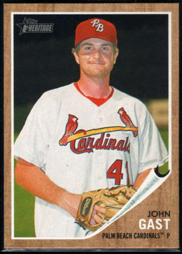 Pick A Player 2011 Topps Heritage Minor League Baseball