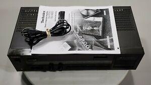 Technics-SU-AV700-Stereo-Integrated-Amplifier