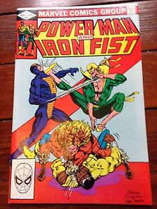 Power-Man-And-Iron-Fist-84-August-1982-4th-appearance-Sabretooth