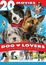 Dog Lovers Film Collection: 20 Movie Set (DVD, 2013, 4-Disc Set)