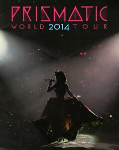 KATY PERRY 2014 PRISMATIC WORLD TOUR CONCERT PROGRAM BOOK BOOKLET-NMT TO MINT