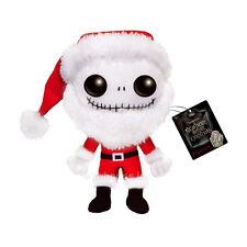 "7"" SANTA JACK plush THE NIGHTMARE BEFORE CHRISTMAS plushies FUNKO POP figure NBX"