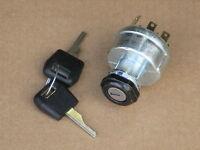 Ignition Start Switch For Case 7220 7230 7240 7250 75xt Skidder 85xt 8910 8920