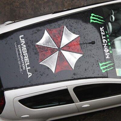 Reflektierend Sticker Aufkleber Umbrella Corporation Redident Evil Logo 60 Cm Ebay
