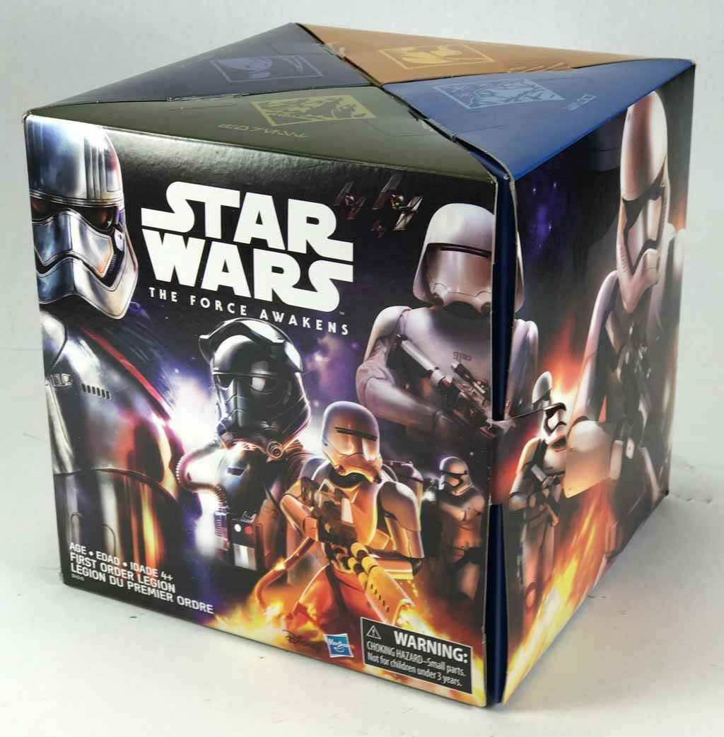 NEW Star Wars The Force Awakens First Order Legion 3.75