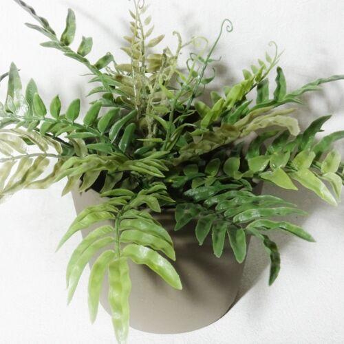 Grasbusch artificielle la fougère Busch 25 cm Dekogras Art Plantes Art plante