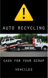 CASH FOR YOUR VEHICLES! $100-$1000