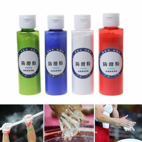 Bottled Sports Anti-Skid Powder Weightlifting Climbing Magnesium Carbonate Chalk