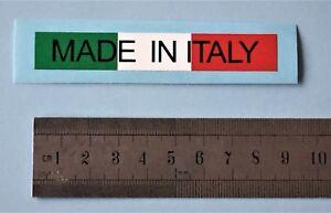 MOTO-MORINI-BENELLI-MADE-IN-ITALY-TRICOLORE-DECAL-LARGE