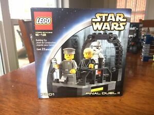 Star Wars LEGO Building Set 7201 Final Duel II 2 w Luke Skywalker NEW Sealed