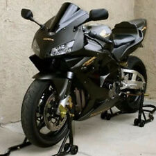 2003-2004 For CBR 600RR F5 Injection Mold Fairing Bodywork Black Frame Motor Kit