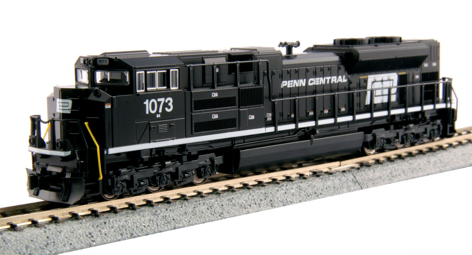 KATO 1768510  N SCALE NS PENN CENTRAL HERITAGE SD70ACe NEW