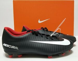 new product 1af54 5fb51 Image is loading Nike-Mercurial-Vortex-III-FG-Firm-Ground-Soccer-