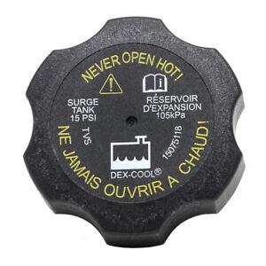 GM OEM-Radiator Coolant Overflow Recovery Tank Cap 10322539