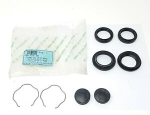 MALAGUTI-F12-PHANTOM-50-FORCELLA-KIT-GUARNIZIONI-PARAOLIO-FRONT-FORK-OIL-SEAL