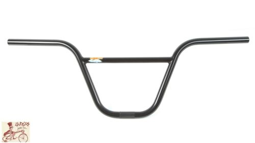 "S+M BIKES 9.5/"" HODER SKYHIGH FLAT BLACK BICYCLE HANDLEBAR"