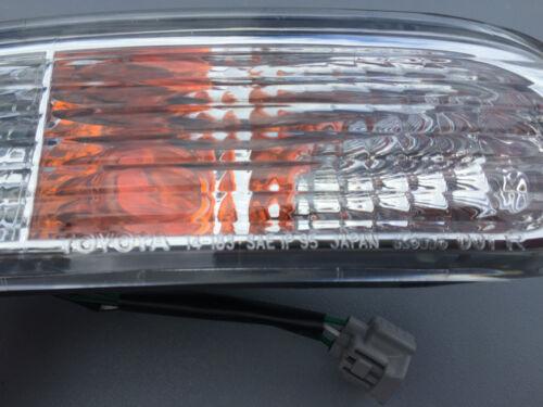 Toyota Supra MK4 JZA80 JDM//US Satz Weiße Blinker Kombileuchten Front Turn Signal