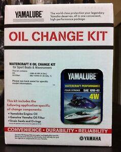 Yamaha Vxr Oil Change