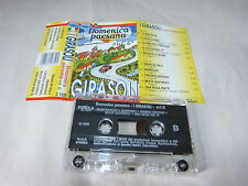 I GIRASOLI - K7 audio / Audio tape !!! DOMENICA PAESANA !!!